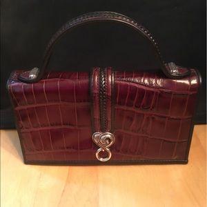 Brighton clutch purse wallet handle Crossbody bag